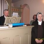 Posvećenje orgulja u kapelici Srca Isusova i Srca Marijina u Gardinovcu