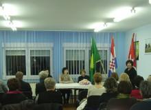 Redovna godišnja skupština Udruge žena Općine Belica