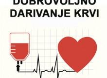 Provedena je akcija Dobrovoljnog darivanja krvi