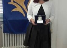Zamjenici općinskog načelnika dodijeljena Medalja za razvoj sportske rekreacije