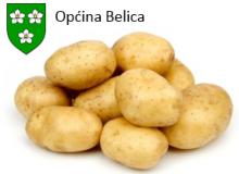 Uputa mještanima o postupanju s otpadnim krumpirom