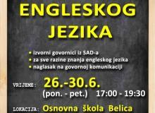 Besplatan tečaj engleskog jezika
