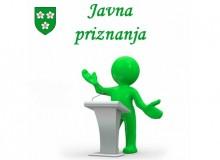 Javni poziv za predlaganje kandidata za dodjelu javnih priznanja Općine Belica za 2018. godinu