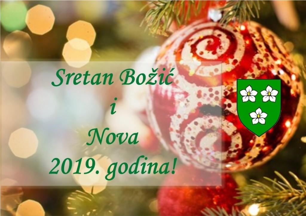 čestitka 2019. božić