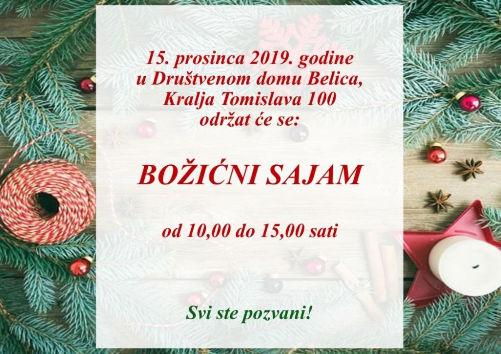 božićni sajam plakat333